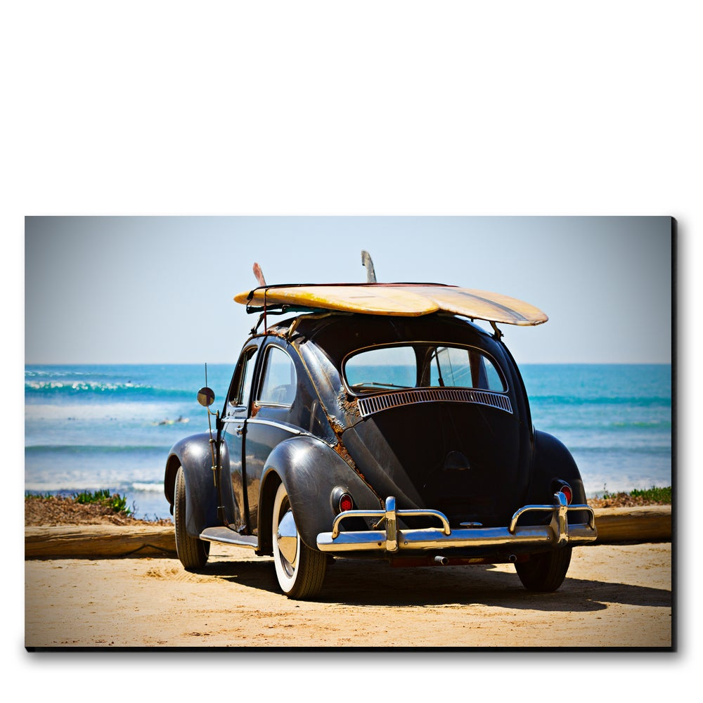Image of SURF BUG - (Metal or Canvas)
