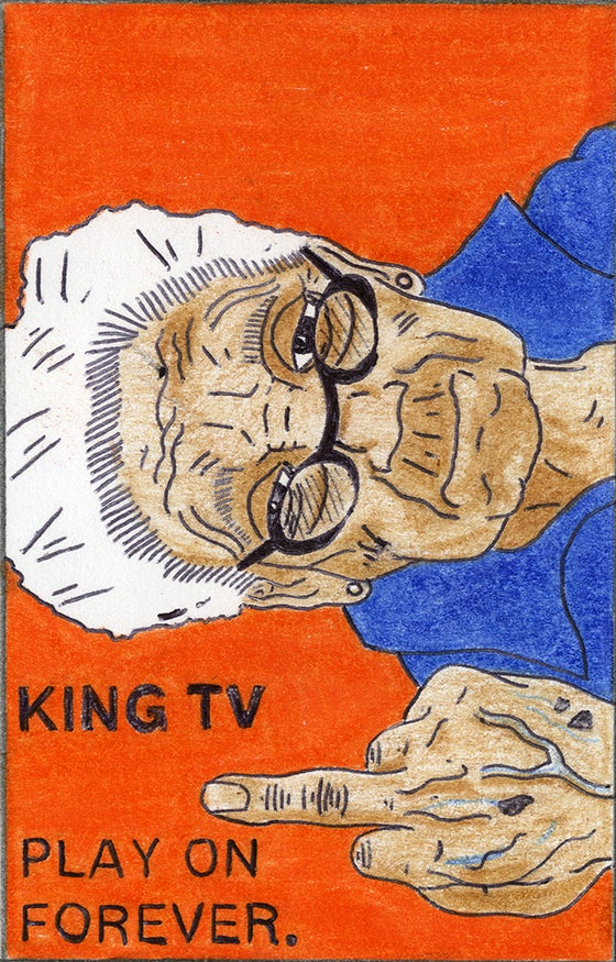 Image of King TV - Play on Forever EP