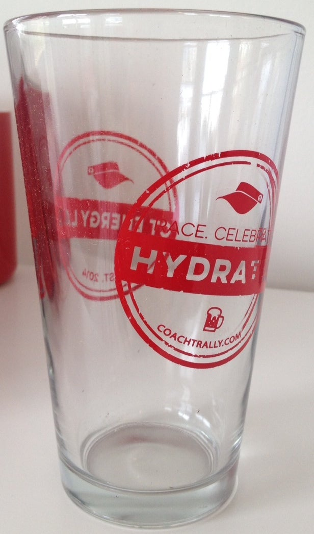 Image of CT Energy Lab Pint Glass