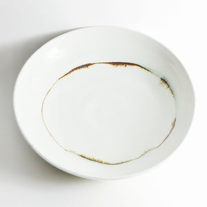 Image of wide porcelain bowl