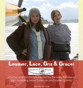 Image of Leather, Lace, Grit & Grace