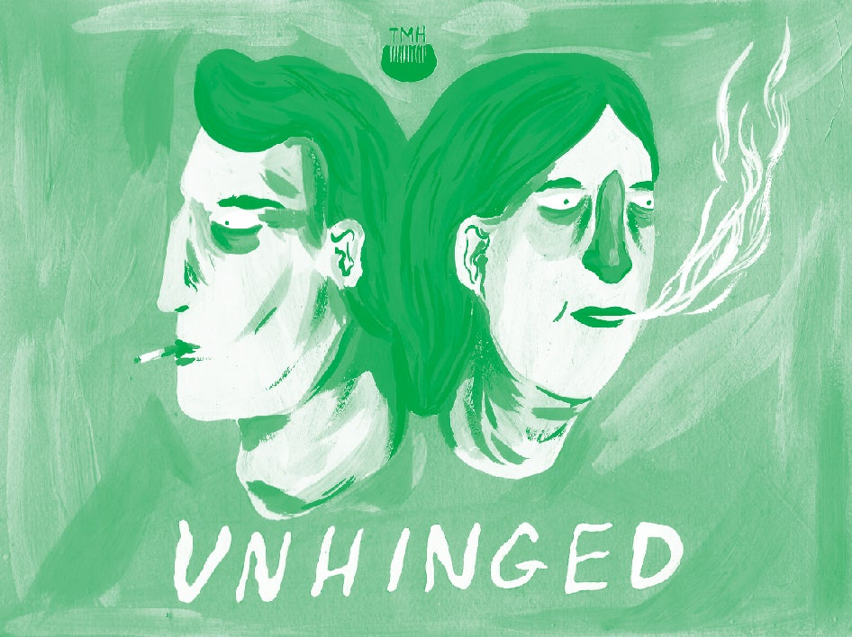 Image of TMH#Unhinged
