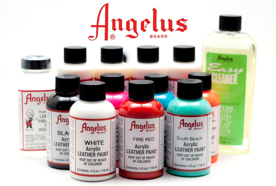 Image of Angelus Acryl Leder Farbe / Angelus Acrylic Leather Paint