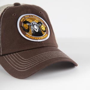 Image of High Wide Ram Hat