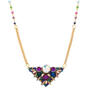 Image of Aurora Borealis Necklace