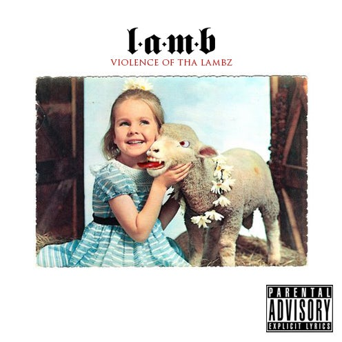 "Image of L.A.M.B - ""Violence of tha Lambz"" Album (CD)"
