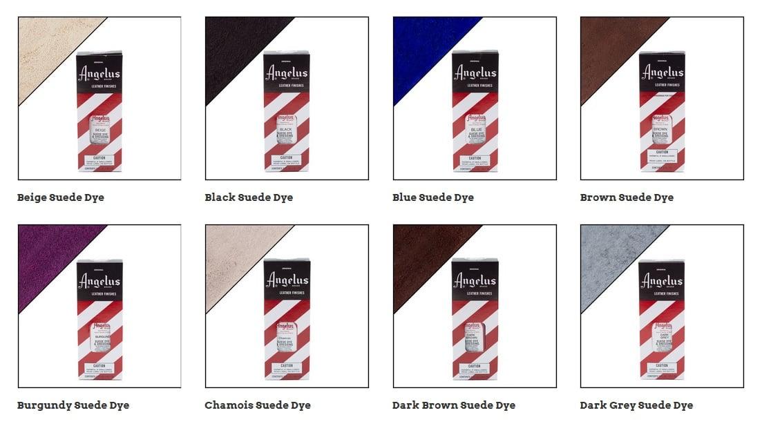 OTS — Wildleder Farbe & Beschichtung/Suede Dye 88,72ml