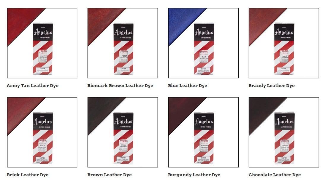 OTS — Angelus Leder Farbe Beschichtung/Angelus Leather Dye 88,72ml