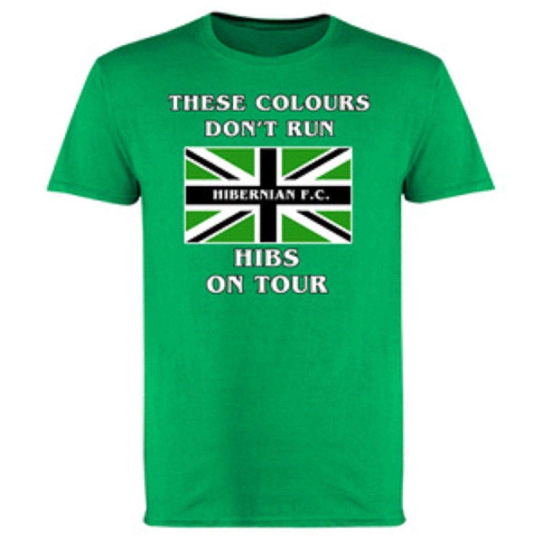 Hibs, Hibernian, CCS, Capital City Service, Casuals, Football Hooligans T-shirt