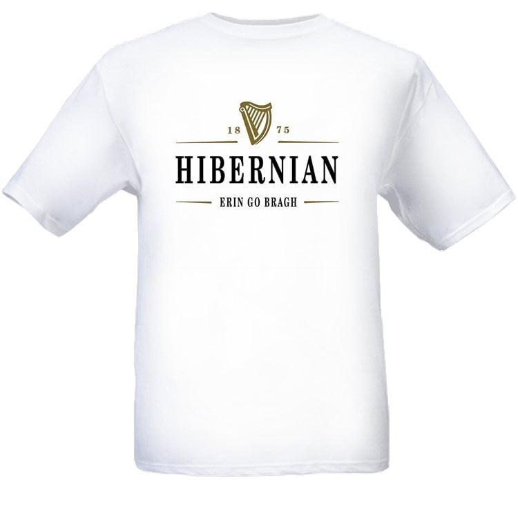 Hibs, Hibernian Harp T-Shirt.