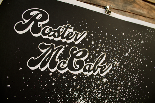 Image of Roster McCabe - 2013