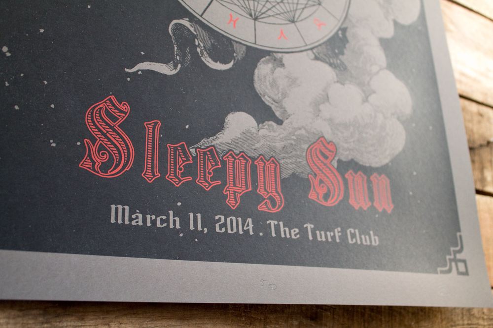 Image of Sleepy Sun - March 11, 2014 St. Paul, MN