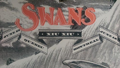 Image of Swans - June 17 & 18, 2014 Montreal, Canada