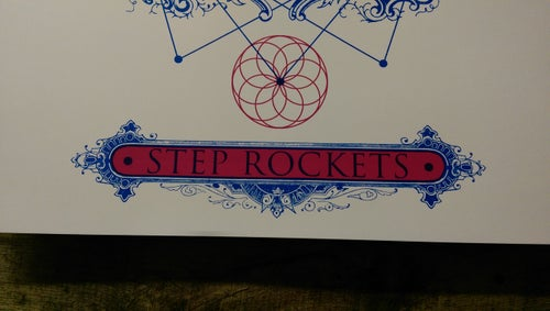 Image of Step Rockets - Fall Tour 2014