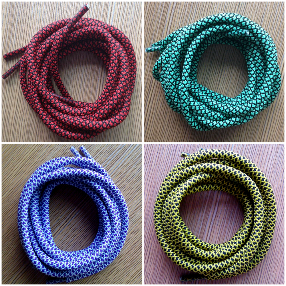 Image of Exclusive Rope Shoe Laces (15+ colorways)