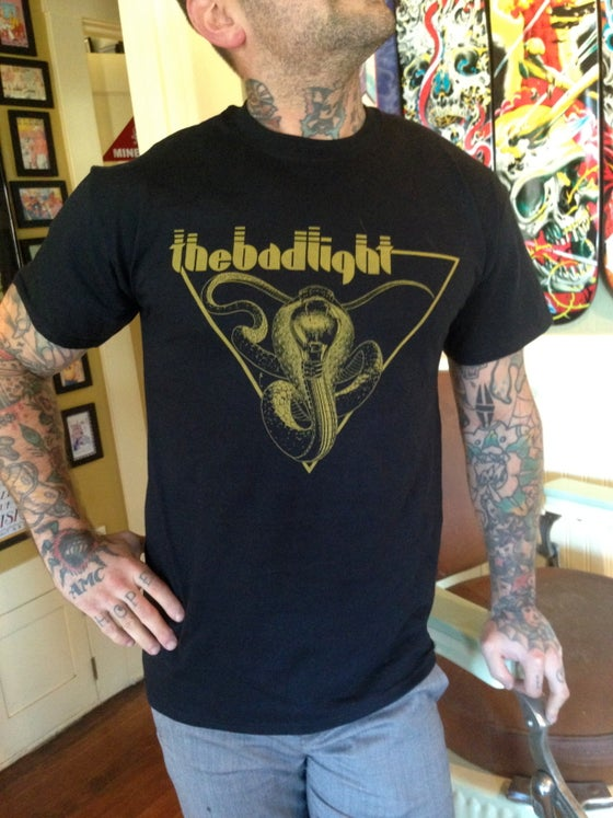 Image of Cobra Lightblub T-shirt