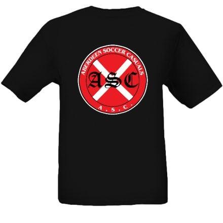 Image of Aberdeen ASC Casuals T-shirt.