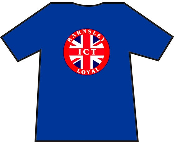 Image of Barnsley ICT Loyal T-Shirts.