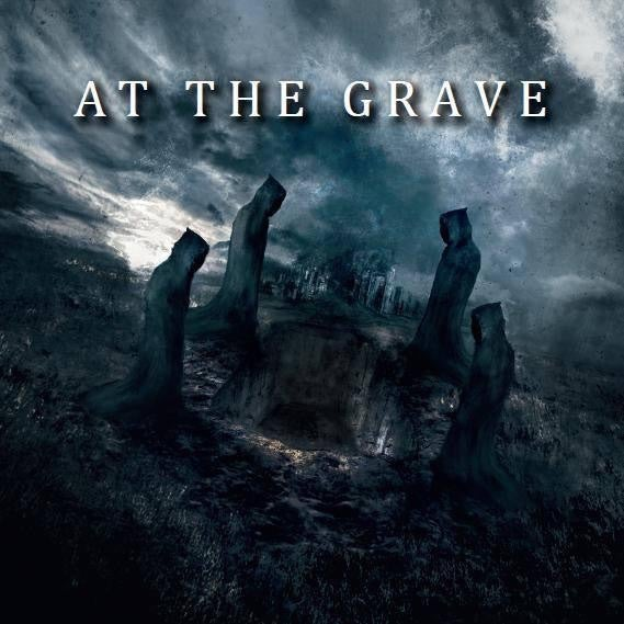 Image of AT THE GRAVE - CD