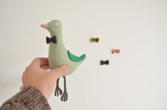 Image of Mini pijo gentleman (green)