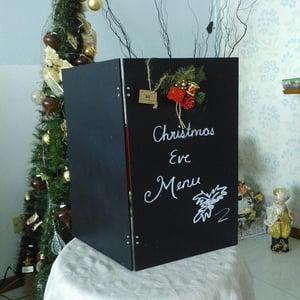Big Christmas Menu