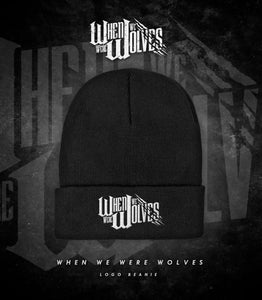 Image of When We Were Wolves Beanie Hat (limited)