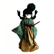 "Image of 14"" 'Maeandri' CUSTOM/COUTURE Little Apple Doll"