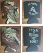 Image of Scuzz Support Koozie