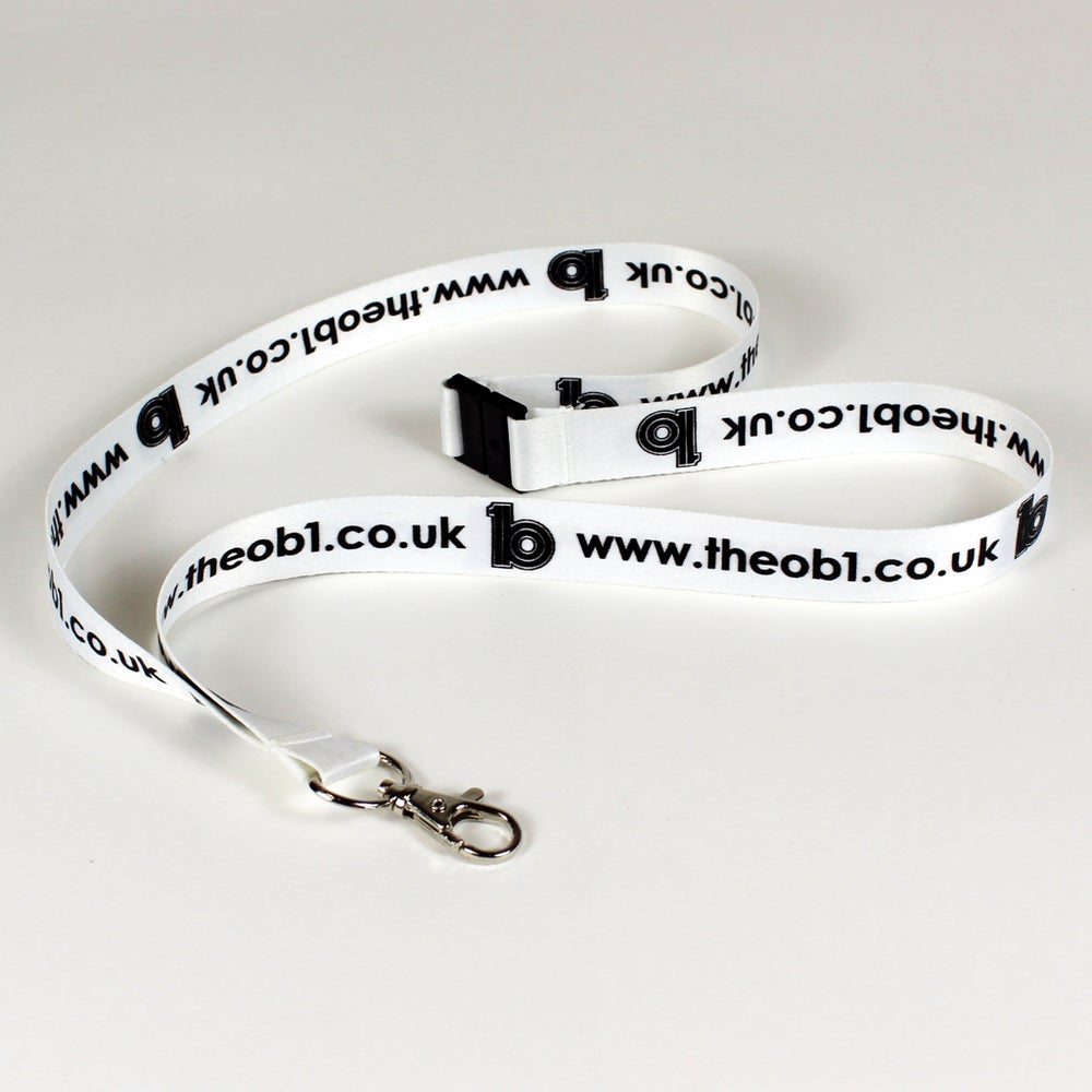 Image of ob1 Lanyard