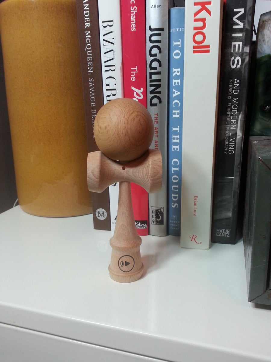 Image of Beeswaxed Play Pro Kendama