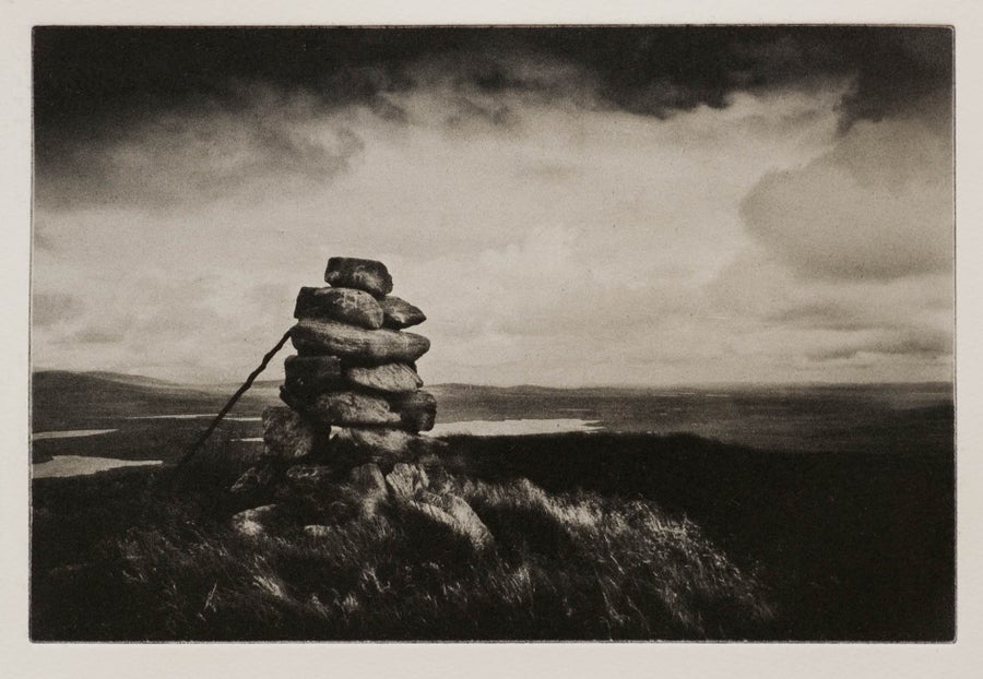 Image of Stacashal - LIMITED Photogravure edition.