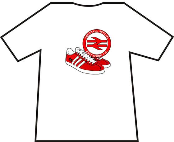 Image of Brentford Football Special, Casuals/Ultras/Hooligans T-Shirt.