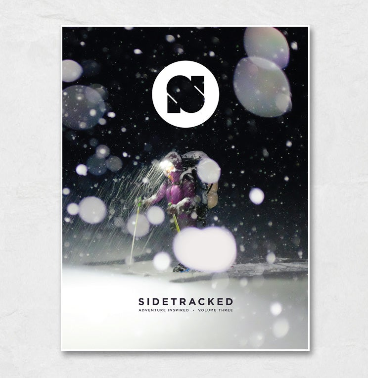 Image of Sidetracked Volume 03