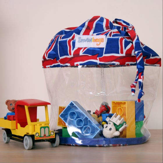 Image of Union Jack Invisibag