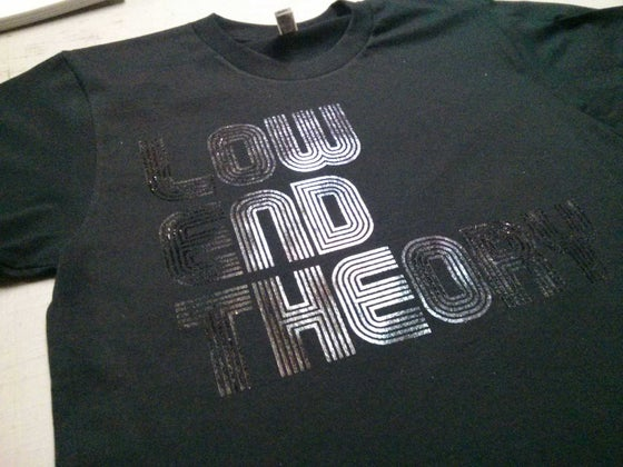 Image of LOW END THEORY Triple Black T-Shirt