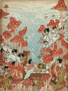 Image of popular print 12: Little Nemo Dream Another Dream (open edition, signed + sealed)