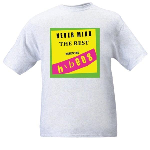 Image of Hibs, Hibernian, Never Mind The Buzzcocks T-shirt