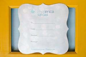 Image of $250 Gift Certificate (Full Family/Child Session)