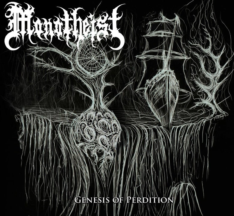"Image of ""Genesis of Perdition"" EP - Physical CD"