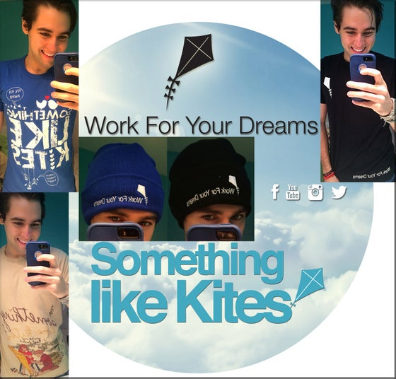 Image of Work For Your Dreams ''Big Package''  (4th Cd + 3 Item Package) + 3 Free Albums + Signature