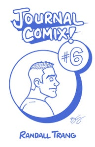 Image of Journal Comix! Vol. 6