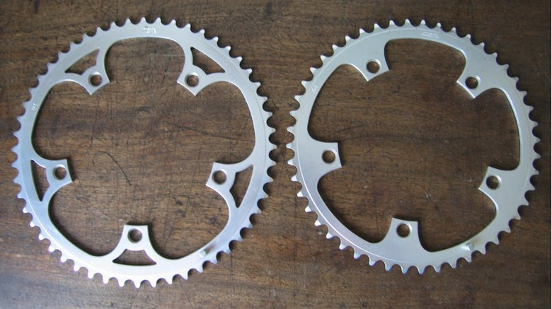 Image of Chainrings, 135 b.c.d.