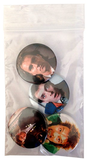 Image of Rik Mayall Tribute Set (limited edition)