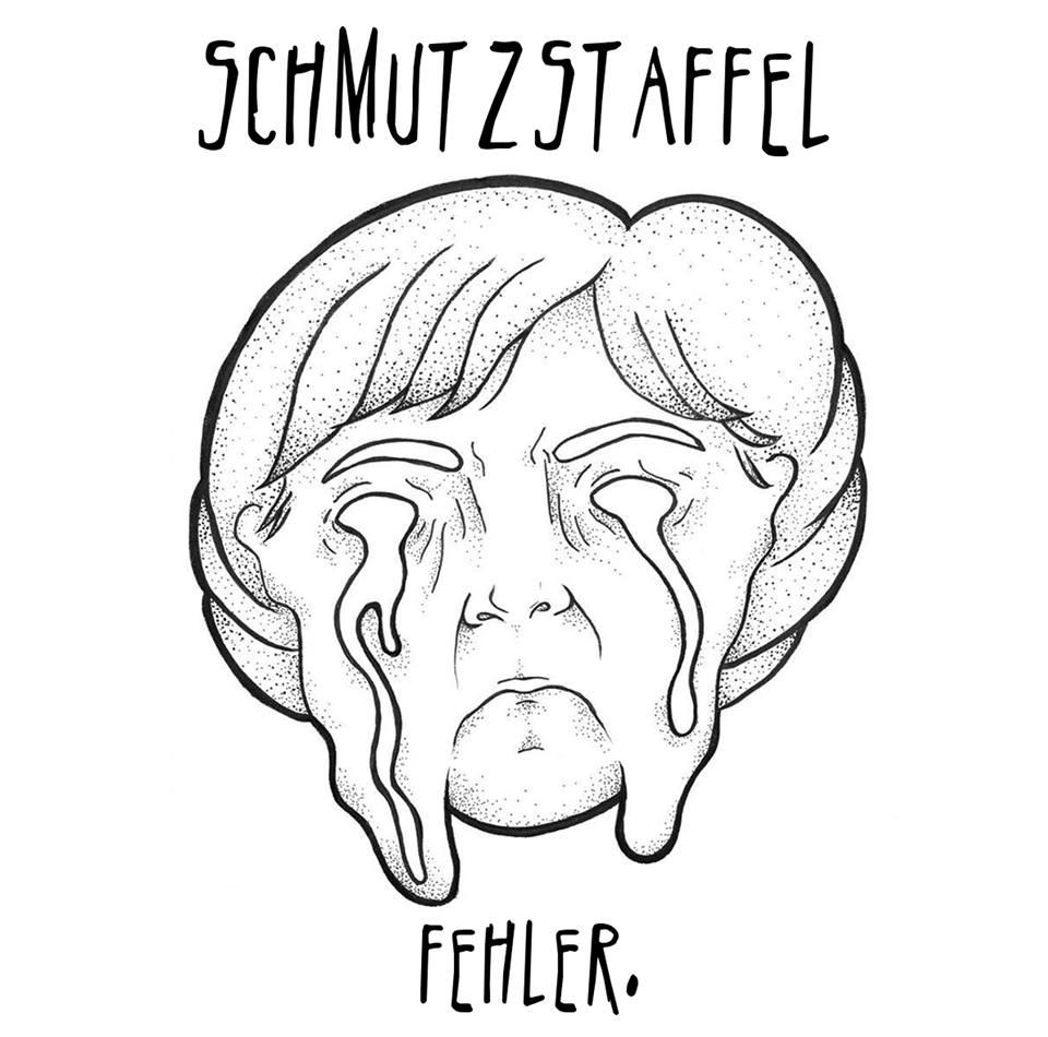 Image of Schmutzstaffel - Fehler. (LP Preorder)