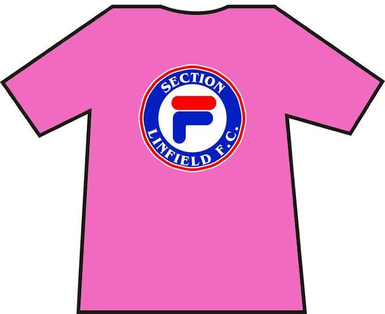 Linfield, Section F Casuals T-shirts, Ranger, Britain T-Shirts