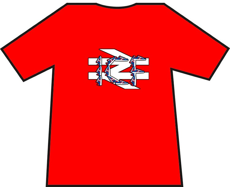 Image of Rangers ICF Trainers T-Shirt,