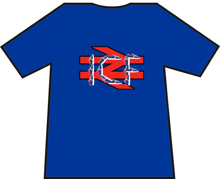 Rangers ICF Trainers T-Shirt,