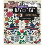 Image of Day of the Dead Colouring Book