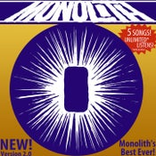Image of Monolith- The Notebook EP (CD)