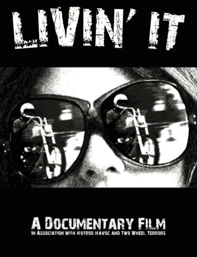 Image of Livin'It DVD